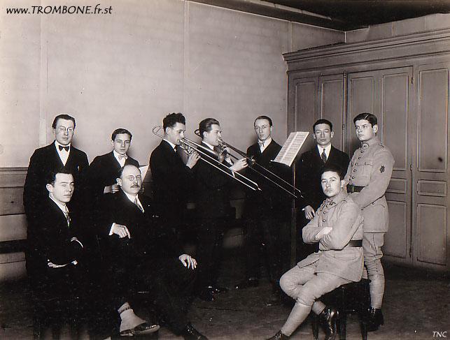 1929 : Henri COUILLAUD (professeur)